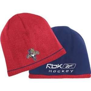 Team Official Knit Beanie Winter Hat Ski Cap by Reebok Sports