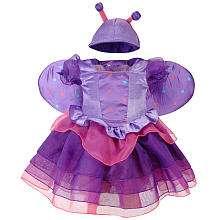 Koala Baby Girls Butterfly Halloween Costume   Purple & Pink (24
