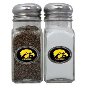 Iowa Hawkeyes Logo Shaker Set   NCAA College Athletics Fan