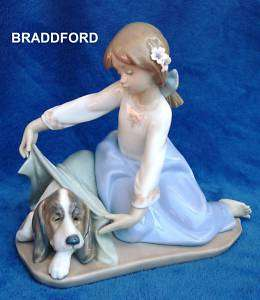 LLADRO 5688 Dogs Best Friend ** MINT****