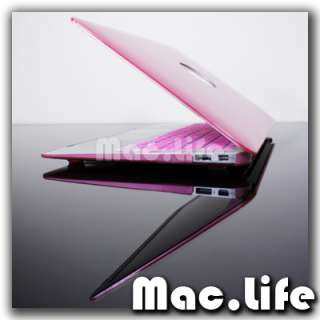 METALLIC PINK Hard Case Cover for Macbook Air 11 A1370