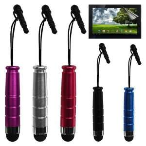 Universal 5 color Stylus Pen (Black/Blue/Red/Sliver/Pink