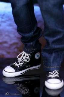 Monsi Toys 1/6 Convers All Star Shoes @@ Sneakers Headplay Kurt Cobain