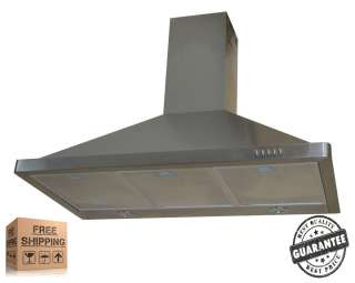 36 Classic Wall Mounted Stainless Steel Range Hood Kitchen Vent KDC W