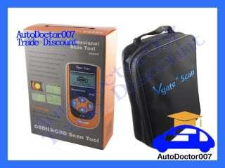 CAN BUS OBDII EOBD Code Reader Scan Tool OBD ii obd2