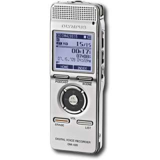 Olympus DM 420 Digital Voice Recorder 2GB Music Player
