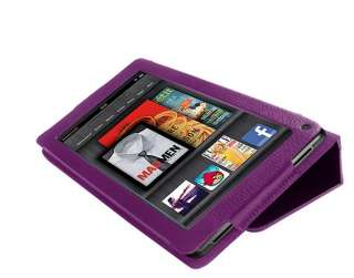 Meet the NEW Poetic (TM) PU Leather Folio Case for  Kindle Fire
