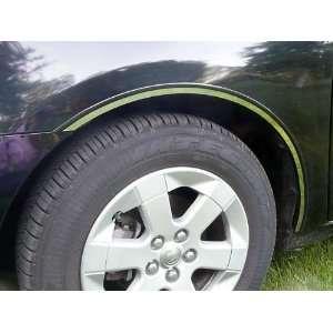 2008 Toyota Prius 4pc. Wheel Well Trim Adhesive w/ Gasket Automotive