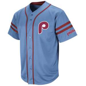 MLB Philadelphia Phillies Cooperstown Heater Jersey
