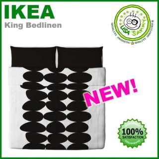 Ikea duvet cover pillowcase cotton abstract modern hip