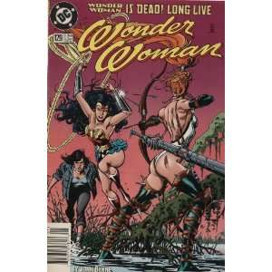 Is Dead, Long Live Wonder Woman (#129 Jan. 1998) John Byrne Books