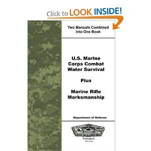 U.S. Marine Corps Combat Water Survival Plus Marine Rifle