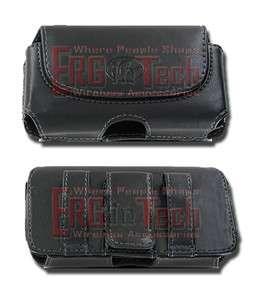 Premium Leather Pouch Case For ATT PCD Quickfire