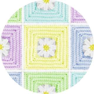 Wild Rose Afghan Pillow crochet patterns fit Barbie | eBay