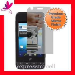 premium grade custom fitted mirror lcd screen guard protector for