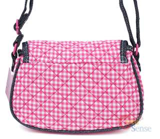 Sanrio Hello Kitty Denim Quilted Purse / Mini Hand Bag