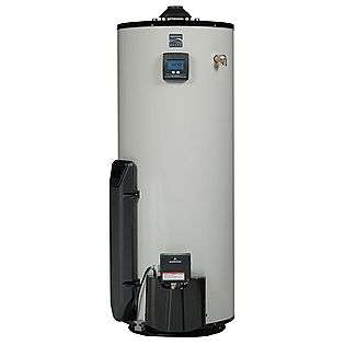 Gas Water Heater  Kenmore Elite Appliances Water Heaters Natural Gas