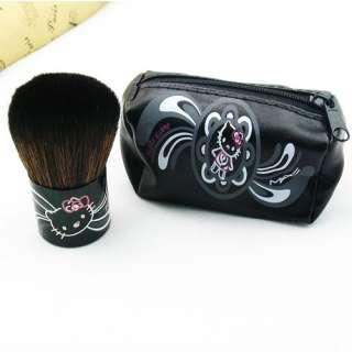 New Mini Hello Kitty Cute Little Wool Cosmetic Multi purpose Fatty