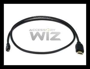 VERIZON MOTOROLA DROID RAZR MAXX MICRO HDMI TO HDMI ADAPTER CABLE LINK