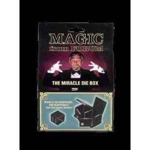 Magic Miracle Die Box: Toys & Games