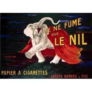 Je Ne Fume Que Le Nil    Print