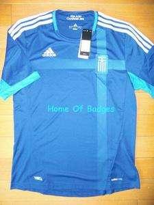 GREECE EURO 2012 13 AWAY SOCCER FOOTBALL SHIRT MALLIOT TRIKOT JERSEY