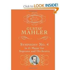 Music Scores) (9780486411705): Gustav Mahler, Music Scores: Books