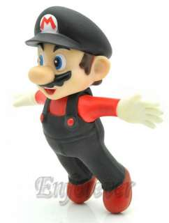 Super Mario Flying Mario Red Black Figure^MS1197