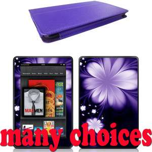 Case Cover for  Kindle Fire Tablet + Skin Accessory PUR03