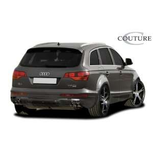 Audi Q7 Couture A Tech Rear Add Ons   Duraflex Body Kits: Automotive