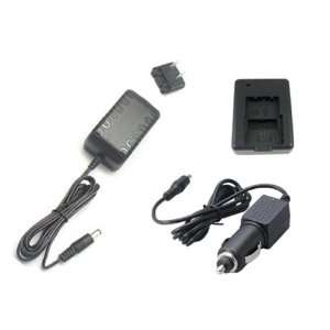 Universal Digital Camera Charger For Sanyo (Wall & Car) Electronics