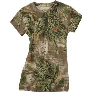 Texas Longhorns Womens Realtree Outfitters Camouflage T