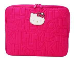 Hello Kitty Lap Top Cover/Case/Sleeve/Bag Pink