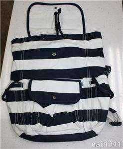 Womens Hollister HCO Back Pack Bag NWT Classic SoCal Bag Seagull