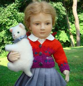 1985 86 R. John Wright Lisa Little Children Series LE 103/250 MIB