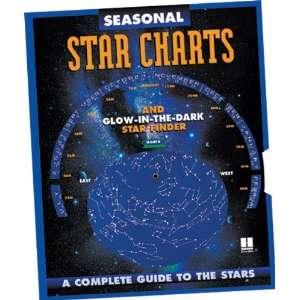 Hubbard Scientific Glow in the Dark Seasonal Star Chart