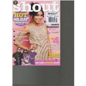 Shout Magazine (Fashion & Beautys Hottest, No 455