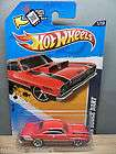 2012 HOT WHEELS 1/64 MOPAR MUSCLE MANIA 1968 DODGE HEMI DART # 81 CASE