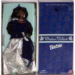 Winter VelvetTM Barbie   African American Toys & Games