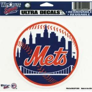 New York Mets   Logo Decal   Sticker MLB Pro Baseball