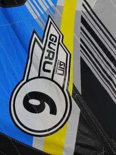 GIN Tube Kite URU mit oder ohne Bar