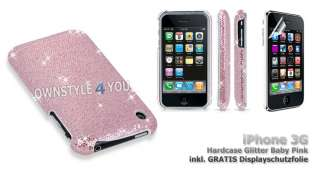 Handyschale Case Tasche Apple iPhone 3G/3GS Hülle + Gratis Folie
