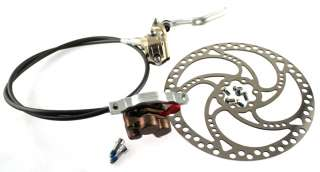 FORMULA 4 RACING Hydraulic Disc Brake Front 900mm New