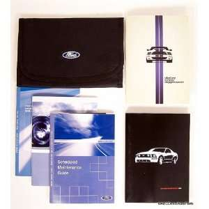Mustang GT 500 Owners Manual Guide Portfolio Ford Motor Company