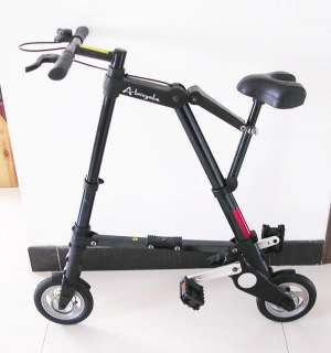 Folding Bicycle Foldable Mini Bike travel Bicycle