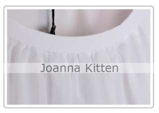 Elegant Womens Chiffon & Cotton Tops T shirts Blouse