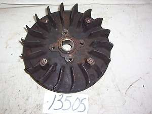 Case 222 Kohler 12hp K301 Engine Flywheel