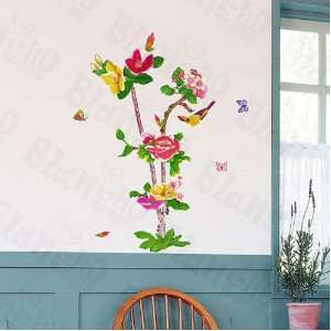 Full Colour Tree   Wall Decals Stickers Appliques Home
