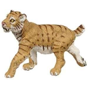 Sabre Tooth Tiger Cub, Wild Safari Toys & Games