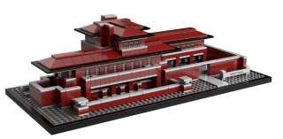 Lego Architecture Series Robie House 21010 *New*